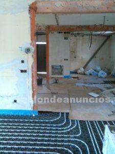 Mantenimientos de instalaciones calefaciones fontaneria y reformas