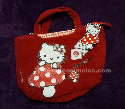 Bolsito de hello kitty original