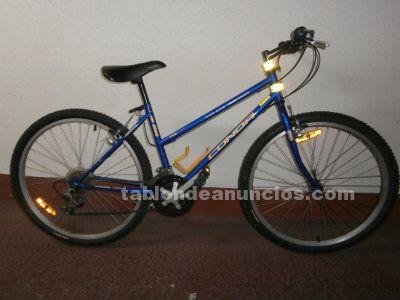 Bicicleta de montaña conor pro 3000