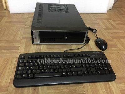 Ordenador plano intel p4 3000. Perfecto estado. Ram 1,5 gb.ddr