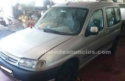 Despiece completo citroen berlingo