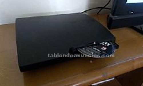 VENDO PS3 EN PERFECTO ESTADO, CON FIFA 17 Y VARIOS CALL OF DUTY