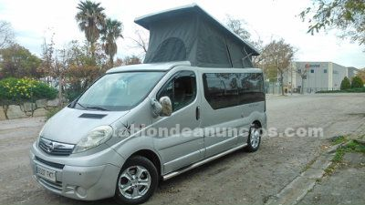 Opel vivaro california westfalia