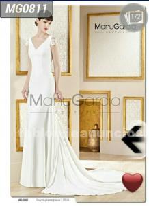 Vestido de novia manu garcía 811