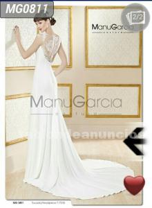 Tabl n de anuncios com vestido de novia manu garc a 811 - Ropa segunda mano cordoba ...