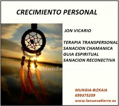Terapia transpersonal.chamanismo.online