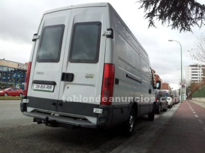 IVECO DAILY 35S10, FURGON IVECO DAILY 35S10