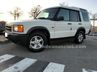 Land rover discovery expedition 7 plazas td5