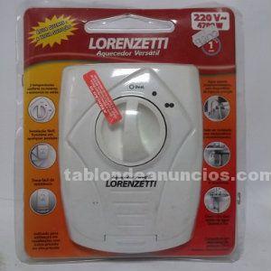 Calentador de agua lorenzetti