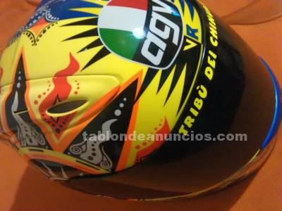 Vendo casco agv gp vr46