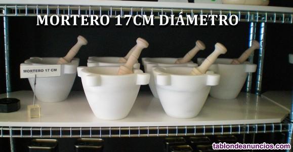 Morteros de mármol de macael