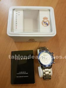 RELOJ VICEROY REAL MADRID 2017