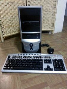 Ord. Amd athlon64 3200. Ram 3 gb. Perfecto estado.