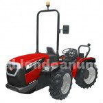 Agria tractor reversible 9060 rev
