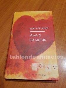 Libro ama y no sufras por 7 euros