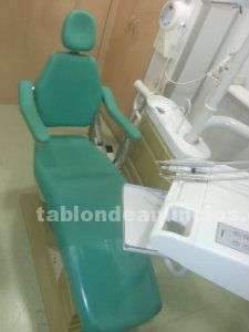 Vendo sillon dental