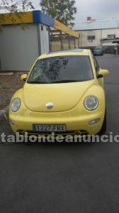New beetle amarillo edición arte
