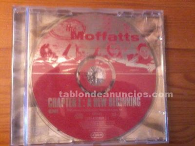 CD FIRMADO POR THE MOFFATTS