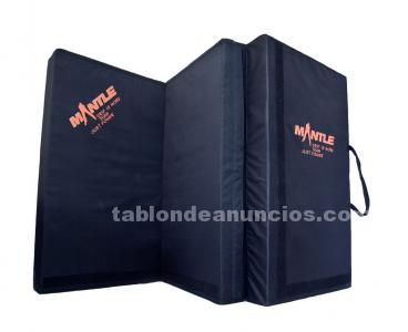Escalada crash pad