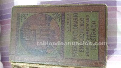 Diccionario hisspano americano de ss. Calleja