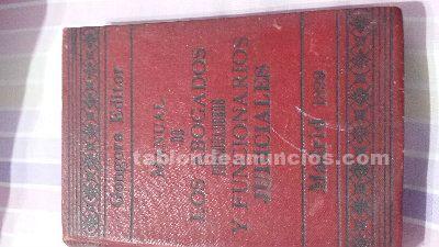 Libro el cual ess un manualpara los abogado de 1899