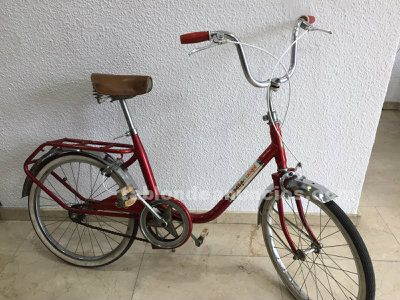 Bicicleta de paseo rabasa derbi 100% made in spain