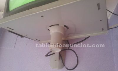 Television sharp y dvd + dvb-t combo con usb