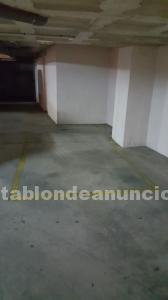 Se vende plaza de parking