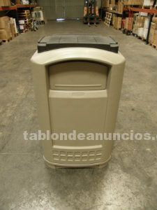 Papelera fast food rubbermaid