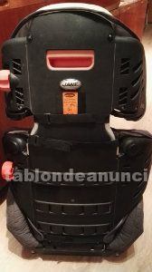 Silla indy racing team isofix 15-36 kgs