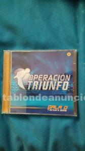 Cd de operación triunfo 2