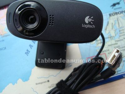 Webcam hd  720 p  c-310 usb
