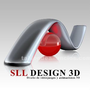 Diseño logos, roll up, tarjetas, 3d, animaciones 3d, ...