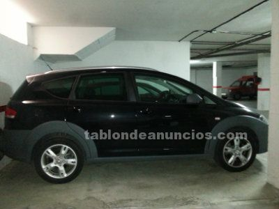 Seat altea freetrack xl negro