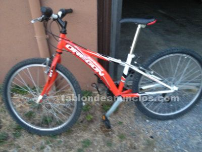 Vendo bicicleta junior marca oregon