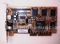 Targeta Trident Accelerator 3D AGP