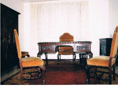 Muebles antiguos despacho siglo xix