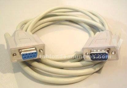 Cable série com1 puerto comunicaciones