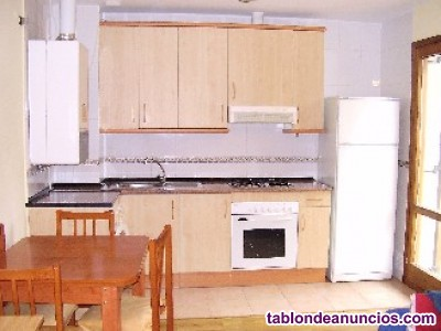 Alquilo apartamento en jaca
