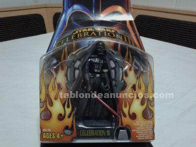 Darth Vader Star Wars Celebration III figura sonido