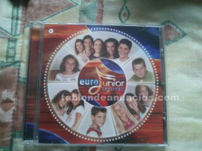 Cd De Eurojunior