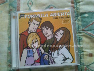 1º Cd De Fórmula Abierta
