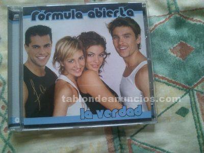 2º cd de fórmula abierta