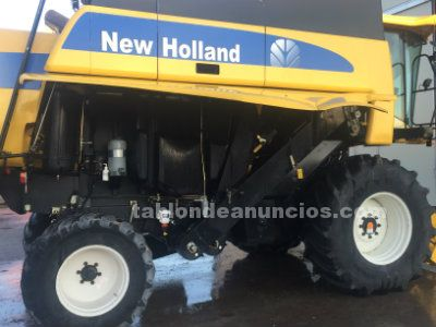 Cosechadora new holland cs 640