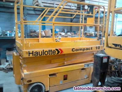 Elevador de tijera electrico haulotte compac 10