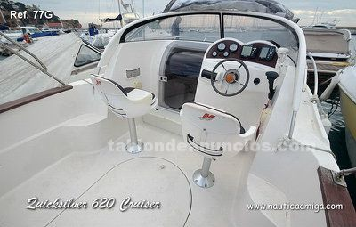 Quicksilver 620 cruiser