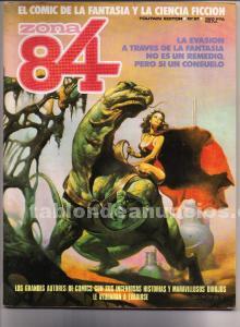 Comics de colección antiguos