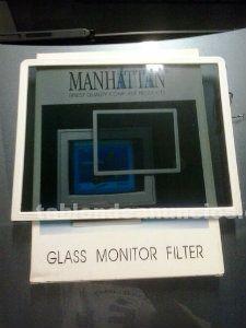 Filtro para monitor