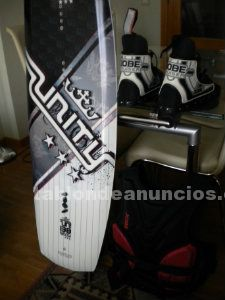 WAKEBOARD (PACK COMPLETO)