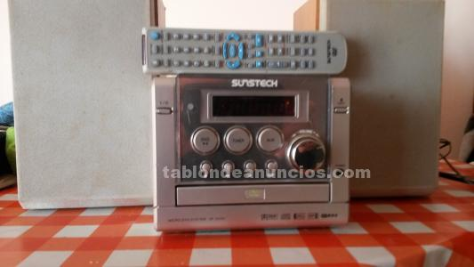 Radio dvd sunstech